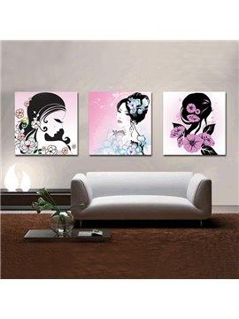 Quality Pretty Sexy Women Film Art Wall Prints