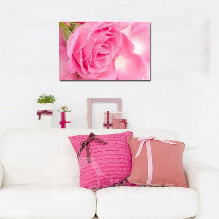 Pretty Cute Flowers Film Art Wall Prints