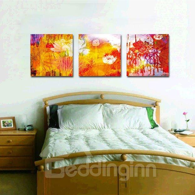 Fancy Oil Painting Style Film Art Wall Prints
