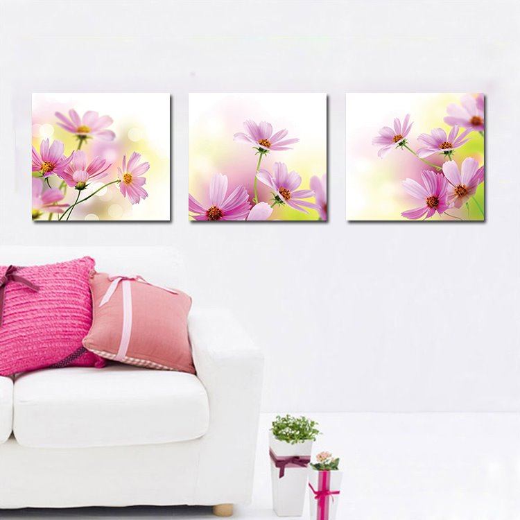 Adorable Pretty Daisy Film Art Wall Prints