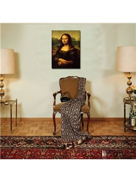 Elegant Classic Mona Lisa Film Art Wall Prints