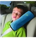 Children Cute Cartoon Short Fluff Car Seat Belt Cover