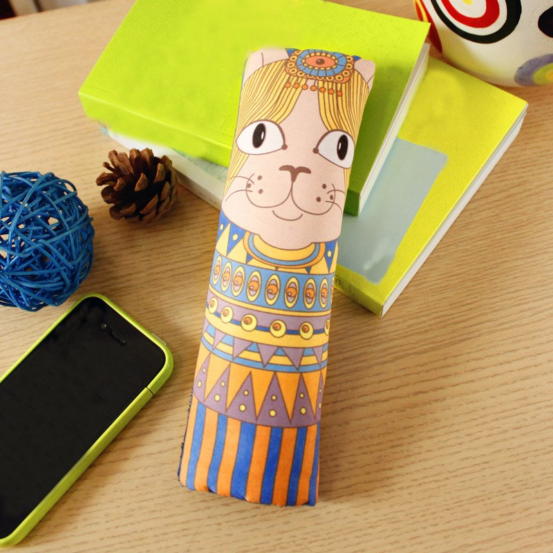 Popular Design And Plush Cute Cartoon Car Seat Belt Cover