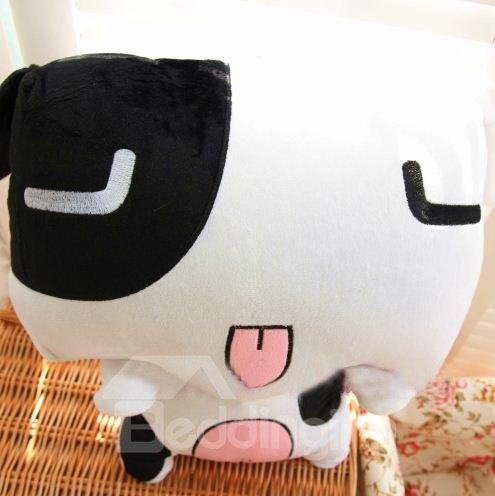 Quality Cute Animal Print Soft Plush Throw Pillow