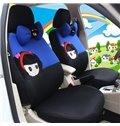 New Fashional Cute Cartoon Alice Girl Car Seat Cover