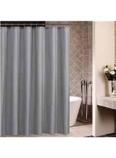 High Quality Gray Squares Design Shower Curtain