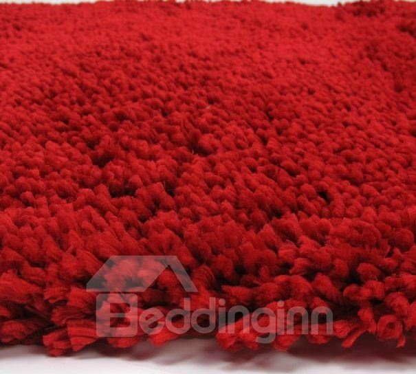 High Quality Amaizing Solid Non-slip Water Absorption Area Rug