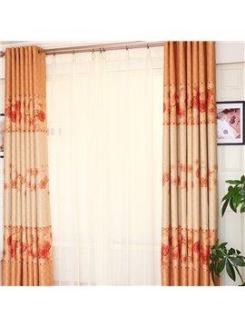 High Quality Fabulous Elegant White Custom Sheer Curtain