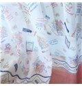 Modern Home Fashion Stylish Custom Sheer Curtain