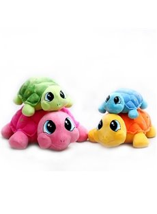 Adorable Cute Sea Turtle Shape Plush Travel Pillow