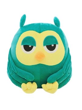 Quality Very Cute Owl Pattern Plush Pillow