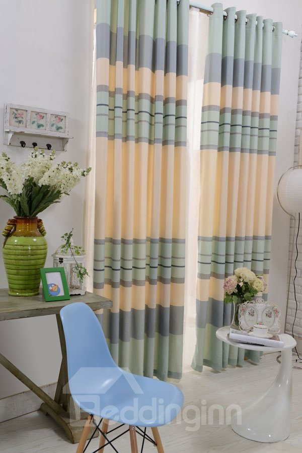 Best Selling Wonderful Leisure Time Custom Curtain