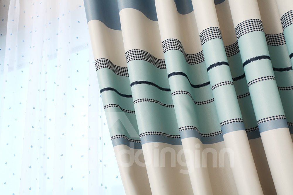 Wonderful Leisure Time Shade Cloth Custom Curtain