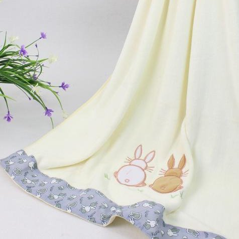 New Arrival Fabulous Lovely Rabbit Design Bath Towel