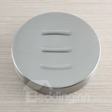 High Quality Fashion Concise Sieve Stainless Steel Soap Box