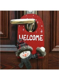 Top Selling Beautiful Fantastic Christmas Deer Doorplate