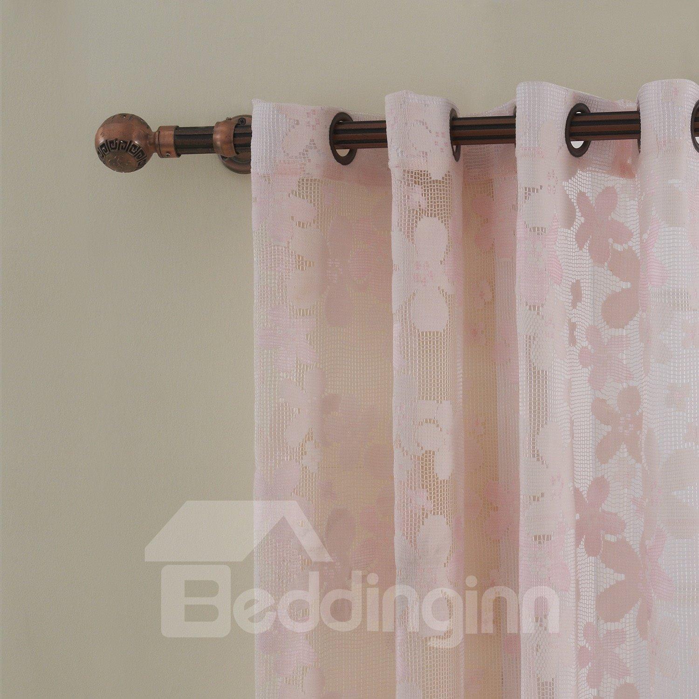 Top Quality Fantastic Modern Custom Sheer Curtain