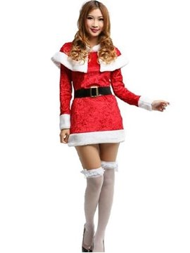 Hot Selling Fabulous Pretty Christmas Gift Suit Costume