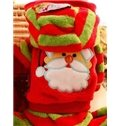 Lovely Santa Claus Pattern Christmas Gift Dog Clothing