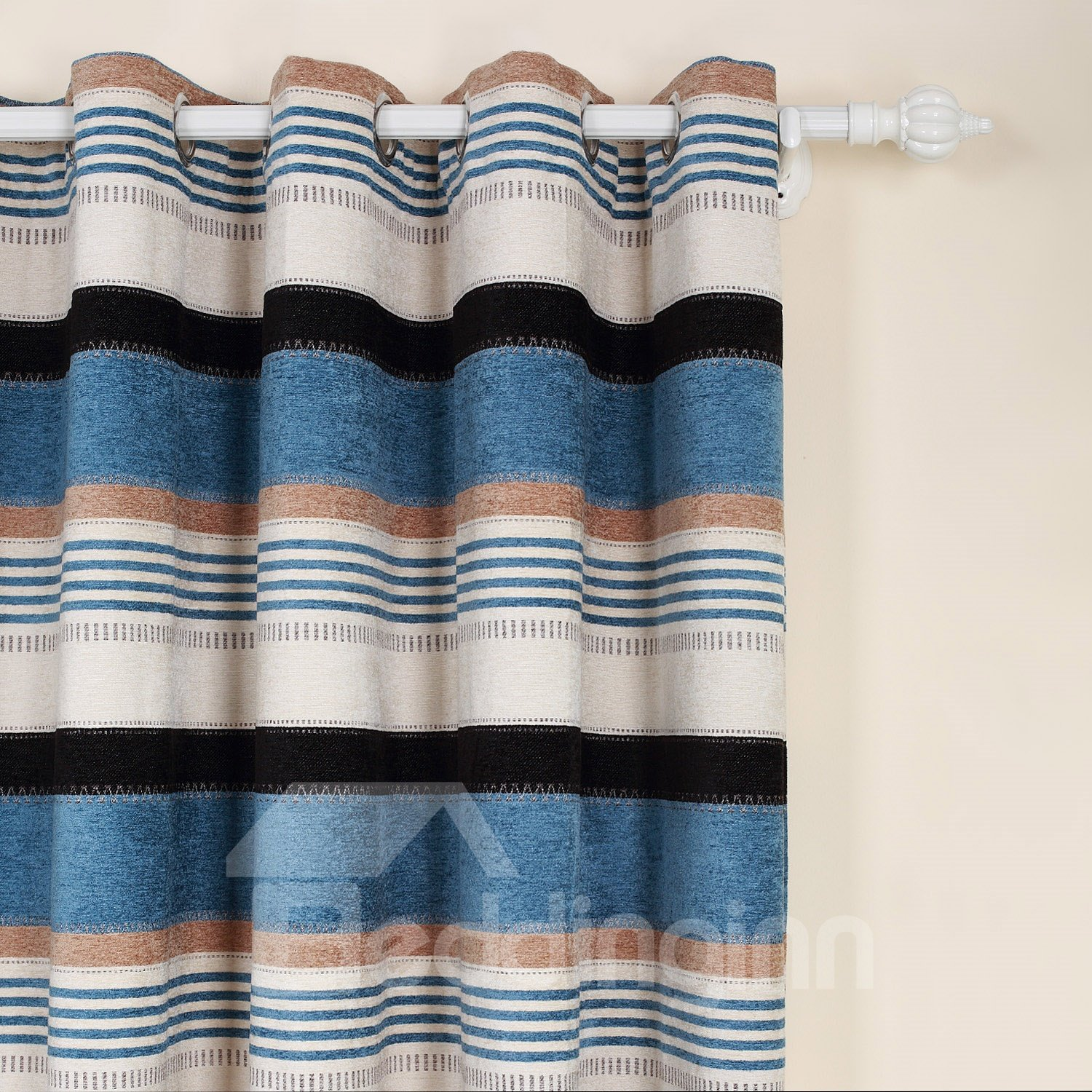 Top Quality Pretty Custom Curtain With Lining