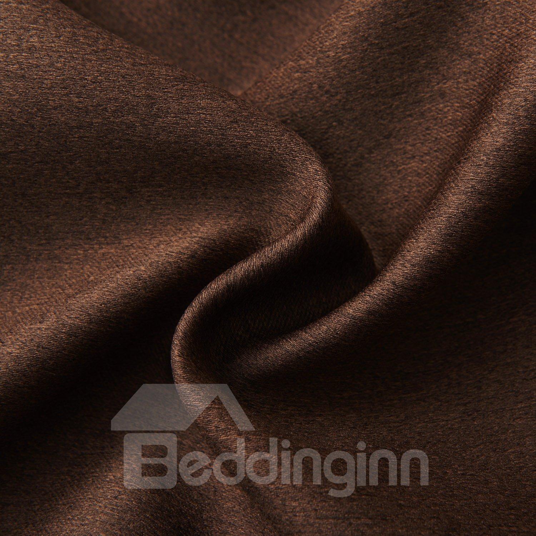 New Classic Wonderful Cationic Thickening High Density Custom Curtain