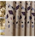 Wonderful Gorgeous Polyester Grommet Top Custom Curtain