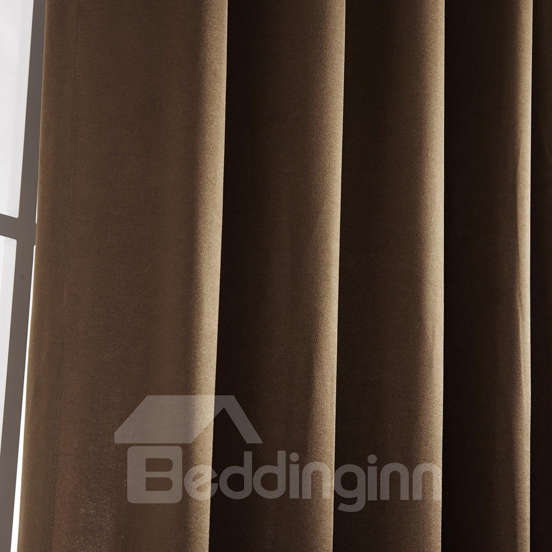 High Quality Popular Dyeing Pretty Custom Curtain