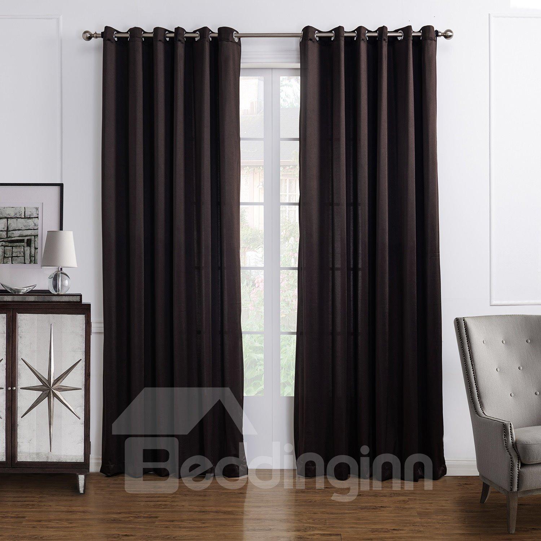 New Style Wonderful Polyester Popular Custom Curtain