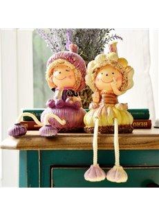 Popular Fantastic Resin Multy-Styles Suspending Doll