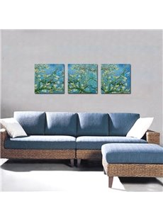 High Quality 3-Pieces of Crystal Film Art Wall Print