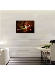 Amazing Popular 1-Piece of Crystal Film Art Wall Print