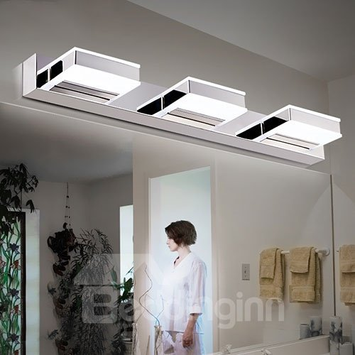 Fantastic Wonderful European Style 3-Heads LED Wall Light