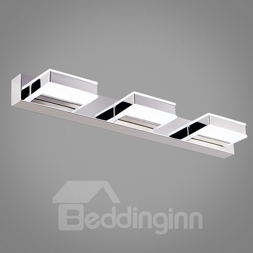 Fantastic Wonderful European Style 3-Heads LED Wall Light