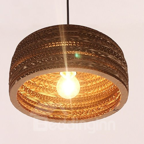 Beautiful Fantastic Alloy and Paper Pendant Lights