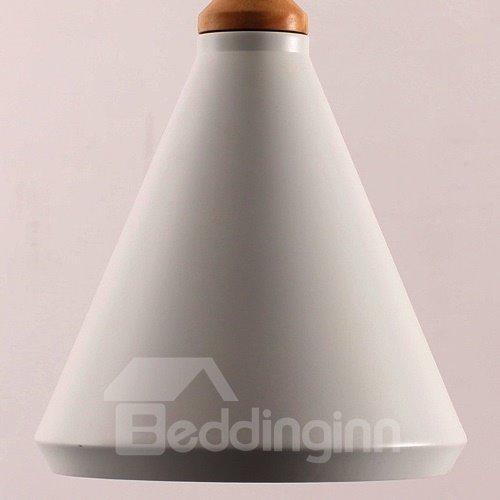 Unique Design Alloy Trumpet Shape Pendant Lights