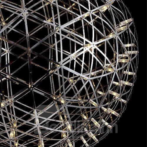 Amazing Round Alloy 42-Heads LED Pendant Lights