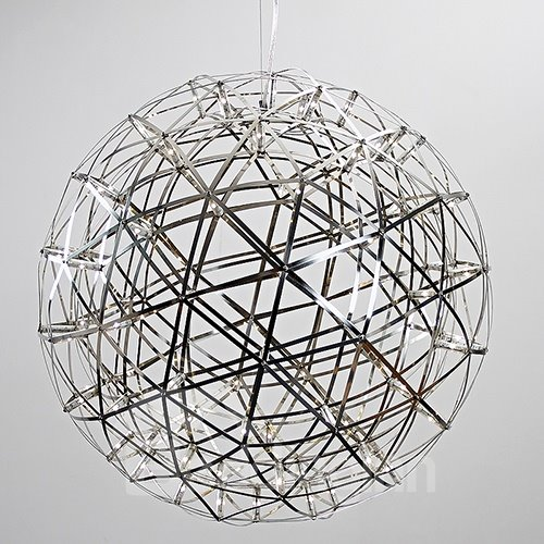 Amazing Round Alloy 42-Heads LED Pendant Lights