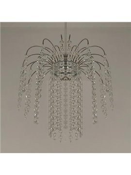 Modern Design Beautiful Alloy and Crystal Pendant Lights