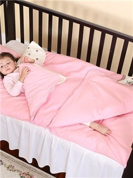 Warm and Comfortable Lovely Pink Baby Sleeping Bags
