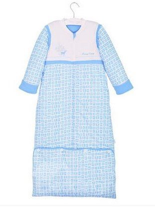Pretty High Class Blue Baby Sleeping Bag