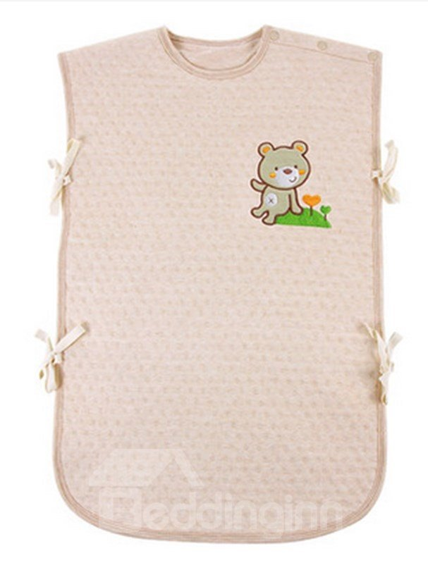 Hot Selling Breathable Organic Cotton Stomach Care Baby Sleeping Bag
