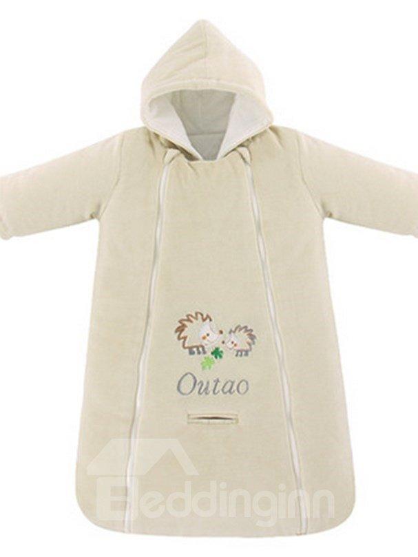 New Arrival Thickening Velvet Stroller Available Baby Sleeping Bags