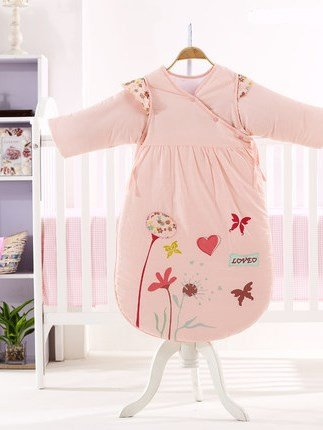 New Arrival Skincare Super Soft Cartoon Print Baby Sleeping Bags
