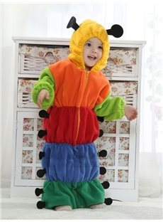 Creative Colorful Caterpillar Design Baby Sleeping Bag