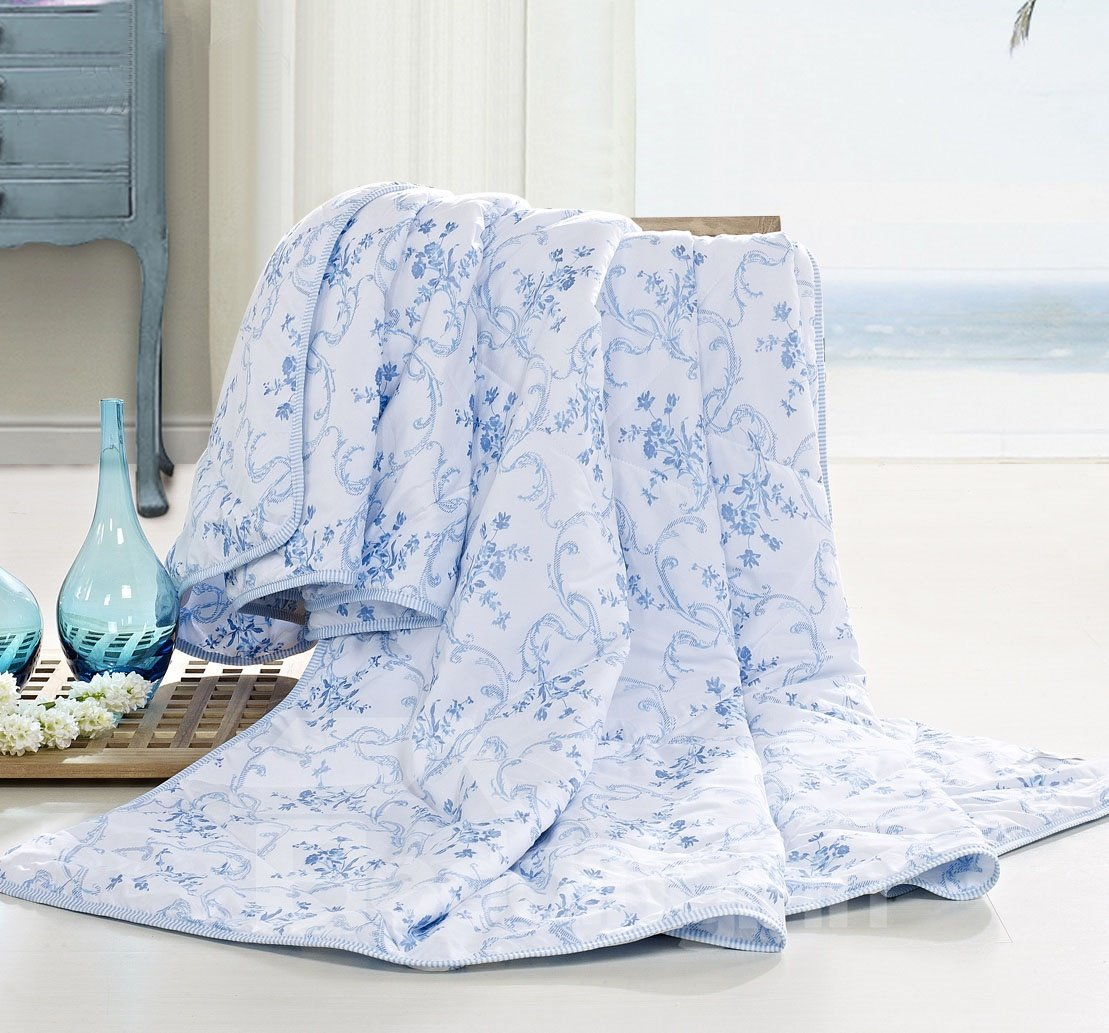 coastal p seaview set blue quilt light