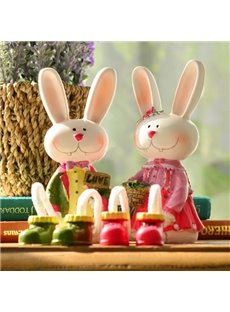 Popular Fantastic Resin Lovely Rabbit Suspending Doll