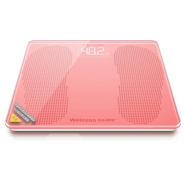 Creative Footprint Charge by USB Weight Scale