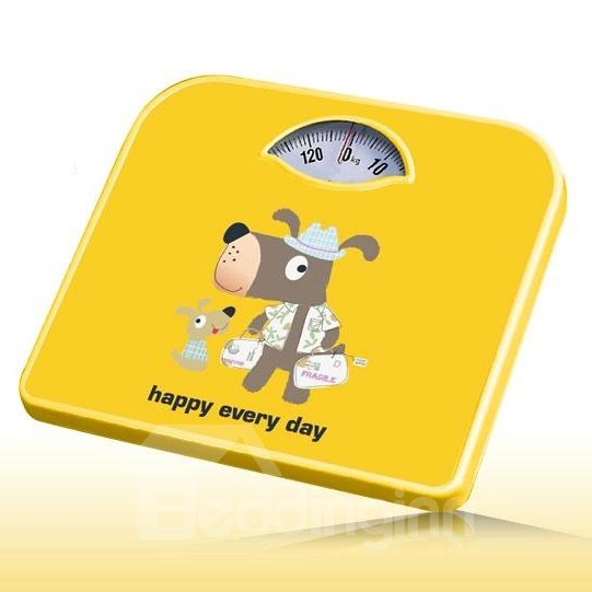 Adorable Accurate Dog Design Mechanical Whight Scales