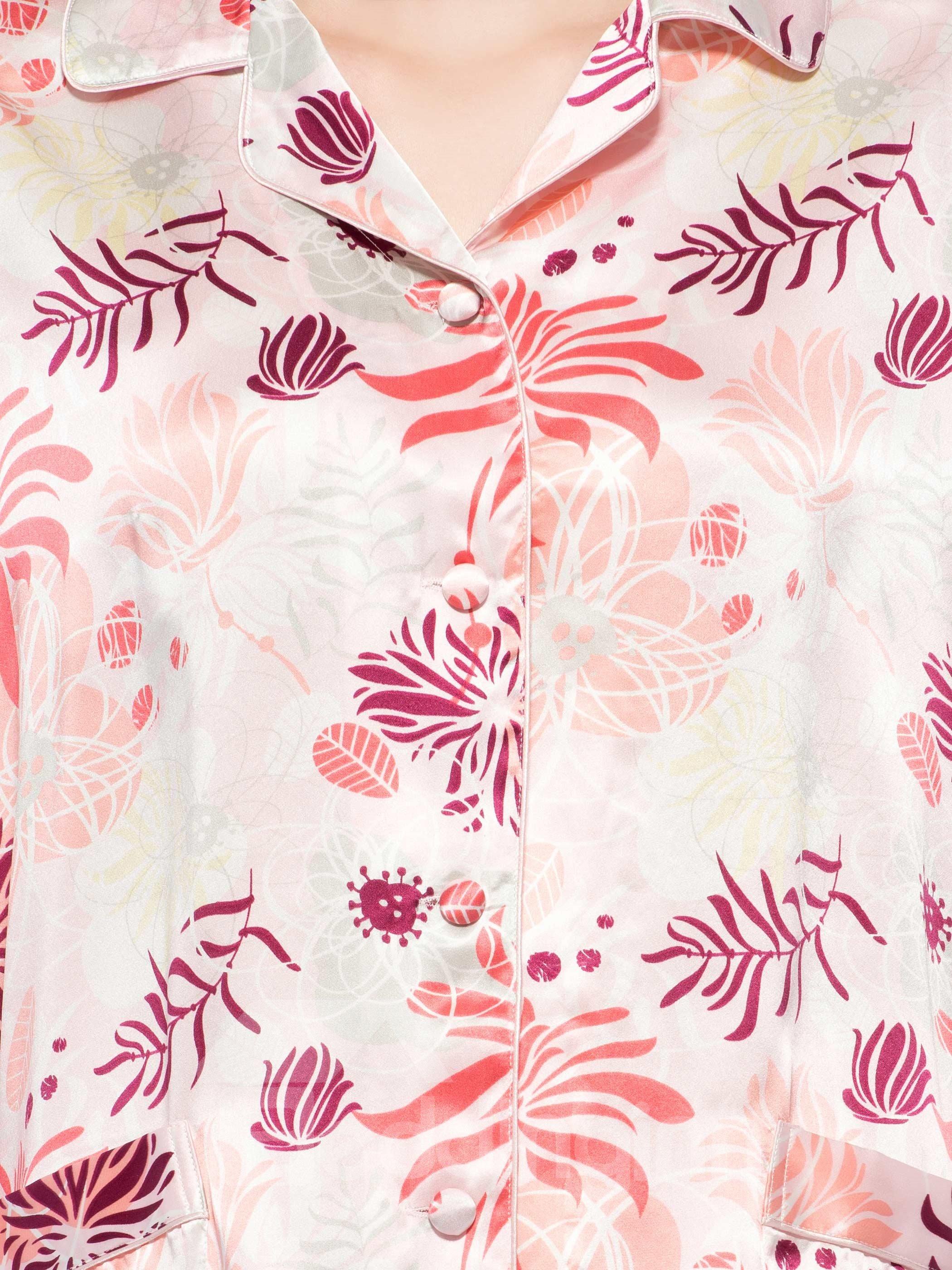Top Quality Wonderful Elegant Mulberry Silk Pajamas