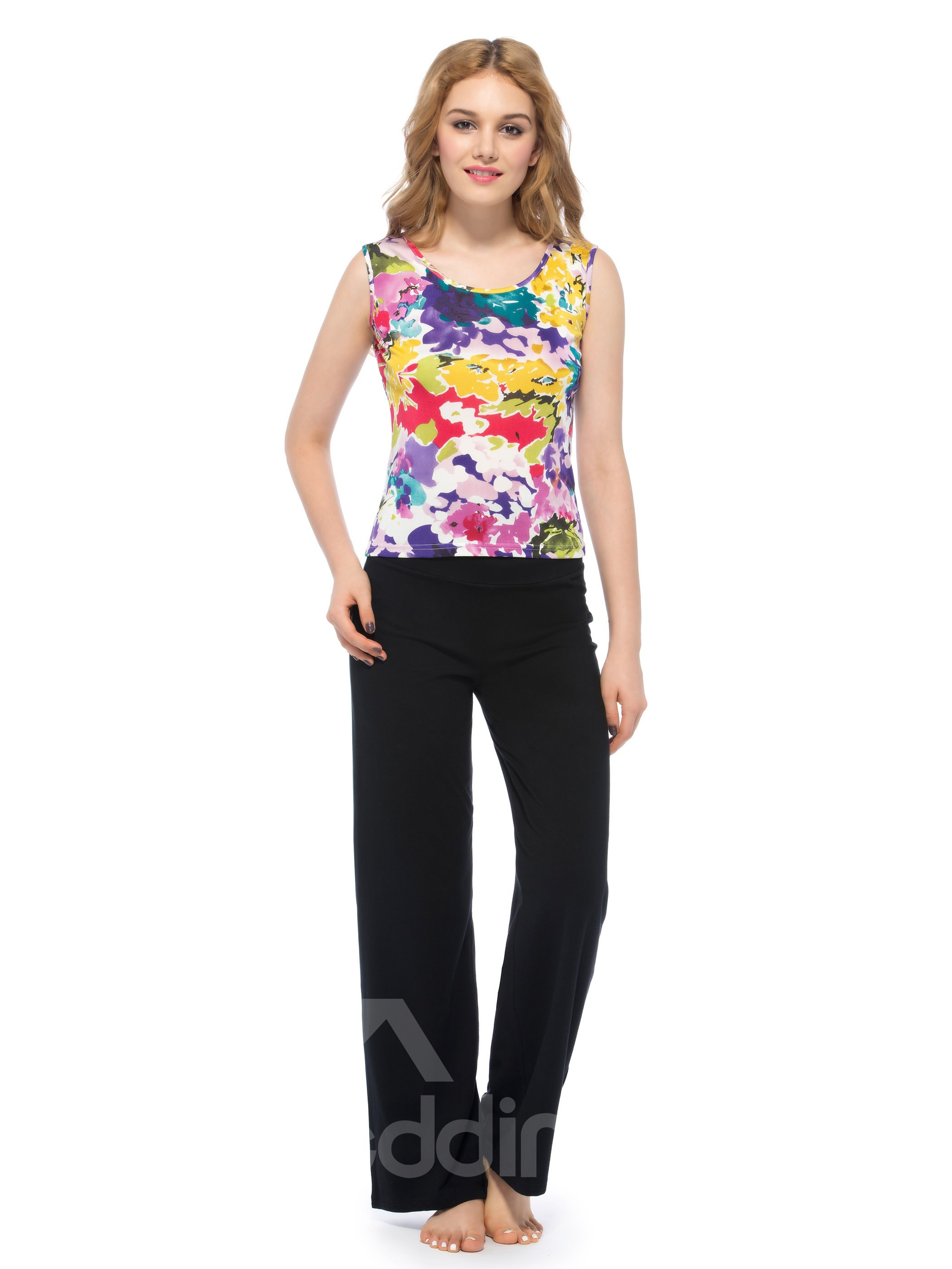 New Style Wonderful Wide Shoulder Strap Silk Camisole